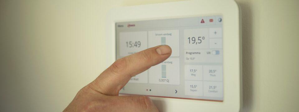 Temperaturmåler hjælper med dit indeklima
